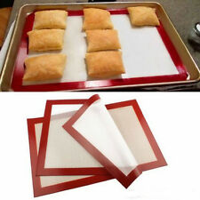 Non-Stick Silicone Baking Sheet Pastry Bakeware Silpat Oven Liner Cooking Mats