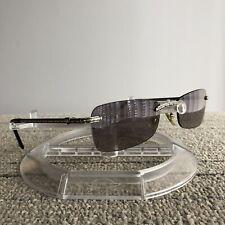 Brighton CALL ME Black Frame /& Silver Swirl Accent Sunglasses NEW $115