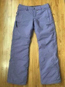 Volcom  women's Purple  snowboard snow ski pants size medium