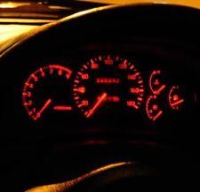 Red LED Dash Gauge Light Kit - Suit Toyota Celica ST202 ST205