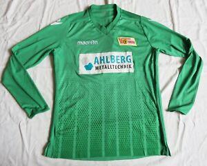 1. FC UNION BERLIN #1 Macron Goalkeeper LS Shirt (L)