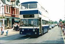 Preserved Lytham St Annes 77 1970 Leyland Atlantean Bus ATD281J unused postcard