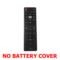 OEM Sanyo TV Remote Control for FW32D06F-B (No Cover)