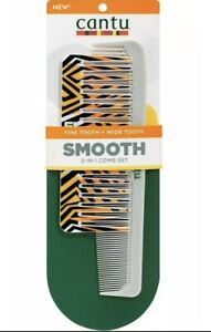 Cantu Hair Comb Two in One Set