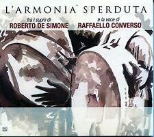 Roberto De Simone - L'Armonia Sperduta CD