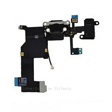 iPhone 5 USB Port Charger Charging Port Dock Connector Black USA Seller
