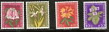 Ned Nieuw Guinea 57-60 bloem/flowers luxe postfris/MNH