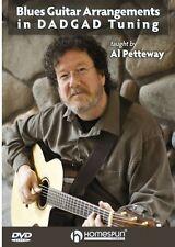 Blues Guitar Arrangements In Dadgad Tuning (2013, REGION 1 DVD New)