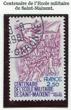 STAMP / TIMBRE FRANCE OBLITERE N° 2140 SAINT MAIXENT