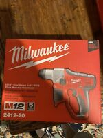 Milwaukee 2412-20 M12 Rotary Hammer Drill Driver 1/2in Cordless SDS Plus