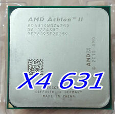 AMD Athlon II X4 631 - 2,6 GHz 4 (AD631XWNGXBOX) Prozessor