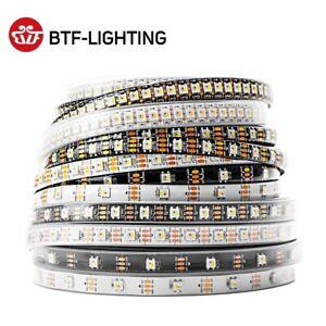 SK6812 RGBW Led Strip Light 4 in 1 Similar WS2812B 1m 5m Individual Addressable