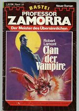 PROFESSOR ZAMORRA Band 136 / CLAN DER VAMPIRE