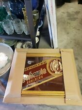 """New In Box Vintage Imported Bohemia Beer Mirror Sign 21"""" x 15"""""""