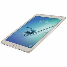 "Samsung Galaxy Tab S2 32GB 9.7"" Wi-Fi Android Tablet Gold INCLUDES BOOK COVER"