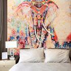 Indian Tapestry Wall Hanging Hippie Elephant Mandala Bedspread Beach Ethnic Art