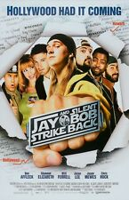Jay and Silent Bob Strike Back movie poster - Kevin Smith  - 11 x 17 inches