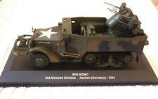 EAGLEMOSS DIECAST MODEL  *** MILITARY M16 MGMC LORRY *** NEW - PLASTIC BOX