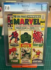 MARVEL TALES #1 CGC 7.0 MARVEL COMICS 1964 OFF WHITE PAGES CHRIS AVE COLLECTION