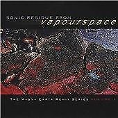 Liquid Tension Experiment,Steve Walsh/Morse CD Sonic Residue From Vapourspace