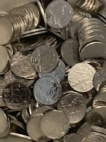 10 X 2018 Alphabet A-Z 10p Ten Pence Coin X Marks The Post From Sealed Bag