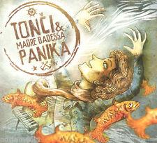 TONCI HULJIC & MADRE BADESSA BAND CD Album 2014 Panika Petar Graso Emil Arsov