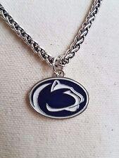 Penn State PSU Nittany Lions Necklace  and Bracelet Set