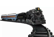 Lionel The Polar Express Battery-Powered Model Train Set Ready Play, Remote, New