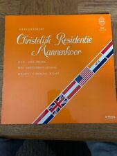 Christelyk Residentie Mannenkoor Album