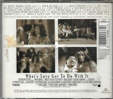 Tina TURNER - What's Love Got to Do With It - CD - MUS