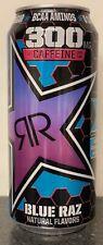 NEW ROCKSTAR XDURANCE PERFORMANCE ENERGY BLUE RAZ DRINK 16 FL OZ FULL CAN BUY IT
