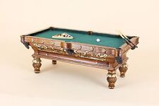 Dollhouse Miniature   POOL TABLE    2650-NWNG   Bespaq Direct