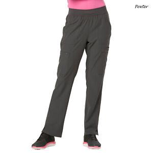 Heartsoul Scrubs Women's Medical Low Rise Cargo Pant HS020 Regular/Petite