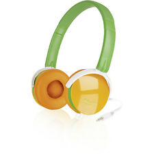 CASQUE MICRO PC MAC IPAD IPHONE GALAXY - SPEEDLINK AUX FREESTYLE - VERT ORANGE