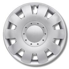 Radkappen 14 Zoll Silber matt 1 Satz Radzierblenden Neptun 4 Stück EU Qualität