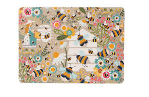 Bee Keeper Placemats by Ulster Weavers Set of 4