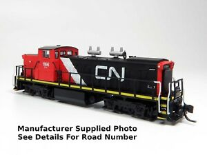 Rapido 70050 N GMD-1 Canadian National / CN NA #1121 (DC - Decoder Ready)