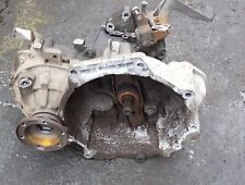 VW VOLKSWAGEN POLO S MK4 1.4 TDI 5 MANUAL GEARBOX TRANSPONDER 05-09 72K