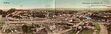 1642/ Panoramakarte Rethel, ca. 1916