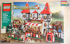 *NEW* LEGO Kingdoms Joust 10223- Castle Queen Lion Knights Horse Dragon