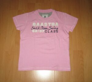 🐧 Gaastra T Shirt Größe 110/116/122 rosa sehr guter Zustand