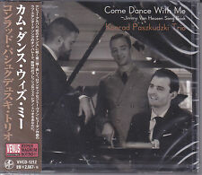 Konrad Paszkudzki Come Dance With Me Jimmy Van Heusen Japan Venus Records CD New
