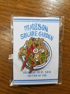 Phish MSG New Years Run Ramen Pin ONLY 750 bakers dozen Pollock Welker  poster