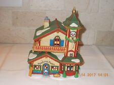 """Dept. 56 Alpine Village - """" Spielzeug Laden """" - #56192 - Toy Store"""