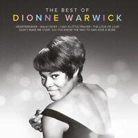 Dionne Warwick - The Best of Dionne Warwick [CD]