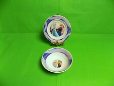 Disney Frozen Zak Cereal Bowl & Plate