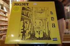 MGMT Little Dark Age 2xLP sealed 180 gm vinyl + digital download LDA