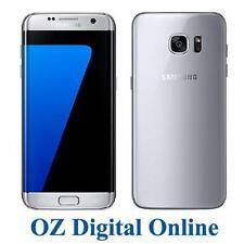 "NEW Samsung Galaxy S7 Edge G935 4G 32GB +64GB Silver 12MP LTE 5.5"" UnlockedPhone"