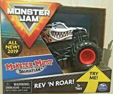 2019 Spin Master Monster Jam Truck Rev N Roar Monster Mutt Dalmatian 1:43 NEW 3+