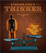 Stephen King's Thinner 0887090046008 Blu-ray Region a